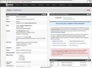 Так выглядит Web-интерфейс Вашего интернет центра
